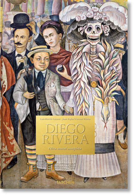 libro rivera taschen basic art diego rivera obra mural completa libros taschen