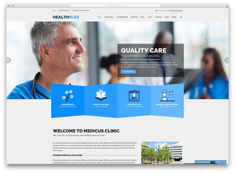 Theme Wordpress Free Health | 20 best health and medical wordpress themes 2018 colorlib