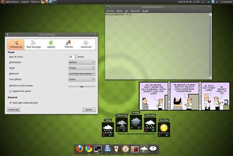 awn linux 28 images how to install avant window