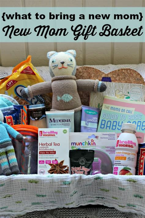 gifts for new moms what to bring a new mom new mom gift basket southern