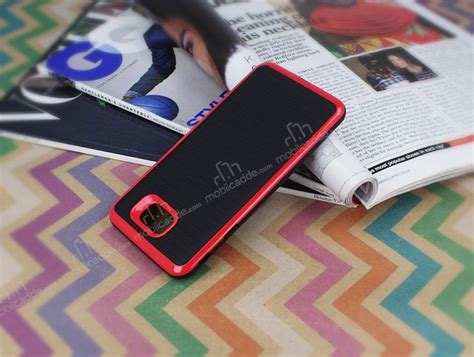Samsung J5 Prime Motomo motomo samsung galaxy j5 prime k箟rm箟z箟 kenarl箟 siyah