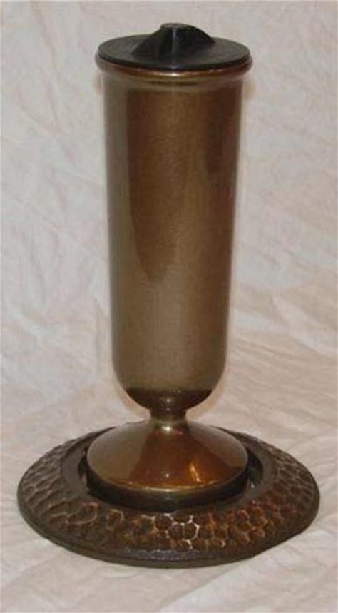 Cemetery Vases Bronze by Aluminum Replacement Vase For Matthews Bronze