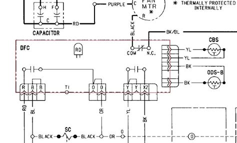 Goodman Heat Pump Defrost Control Wiring Diagram Somurich Com Hvac Sequence Of Operation Template