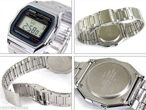 casio a 158wa orologio vintage casio a 158wa l orologio vintage ancora icona di stile