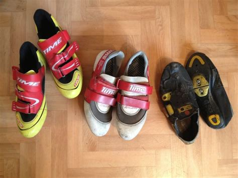 time bike shoes my cycling clutter sidi and time shoes merlin