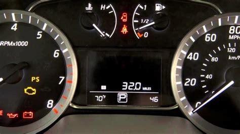 nissan altima engine oil light automotivegarage org