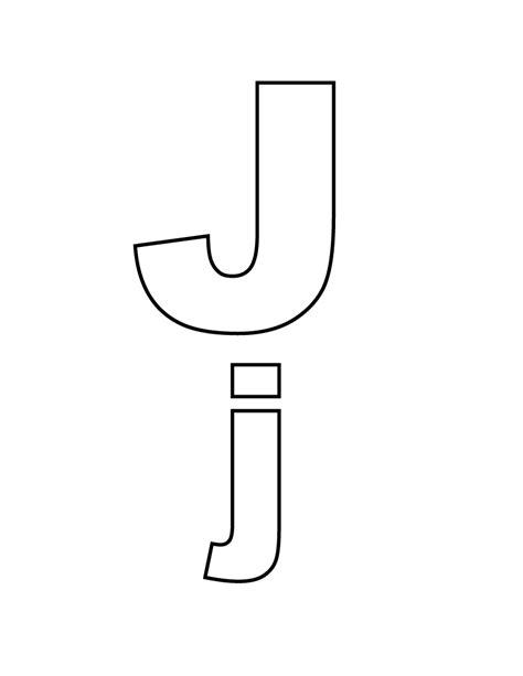 color starts with j free letter j worksheets for preschoolers color the