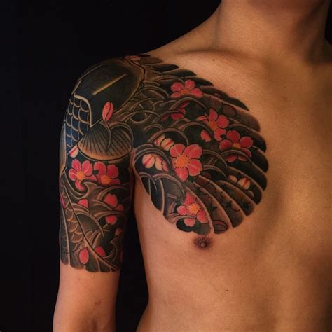 japanese inspired tattoos 50 spiritual traditional japanese style meanings