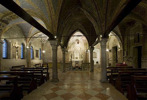 illuminazione treviso treviso chiesa di santa lucia bpt e domino led firmano