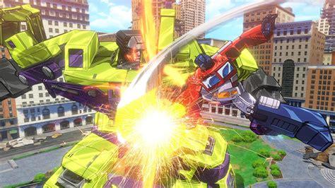 Transformers Devastation Dlc Uncloker Pc transformers devastation review it s got the touch