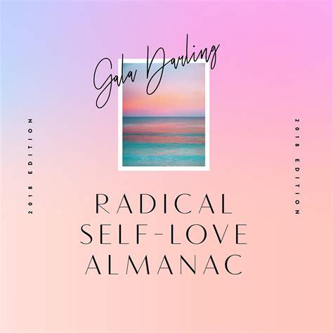 2018 radical self almanac now in print gala