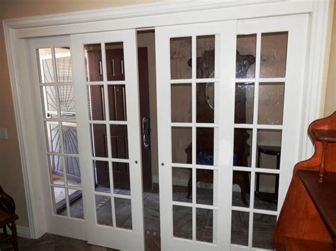 Bifold Kitchen Cabinet Doors by Sliding French Doors