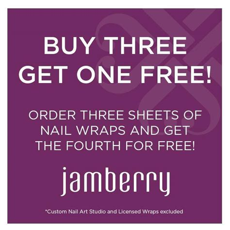 Toyota Buy Three Get One Free I M Your Jamberry Nails Independent Consultant Request A