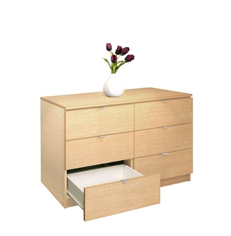 Small 6 Drawer Dresser by City Dresser 6 Drawer Dresser For Small Bedrooms