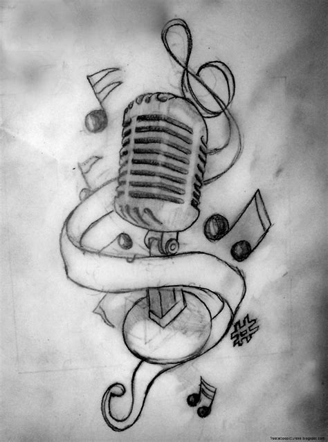 music design tattoo ideas all design tatoo
