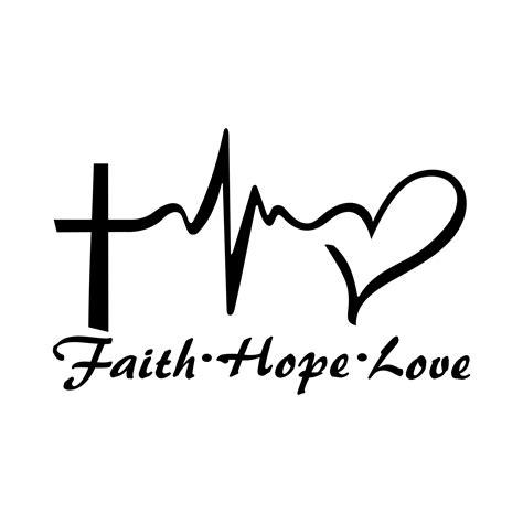 faith clipart faith graphics design svg dxf by