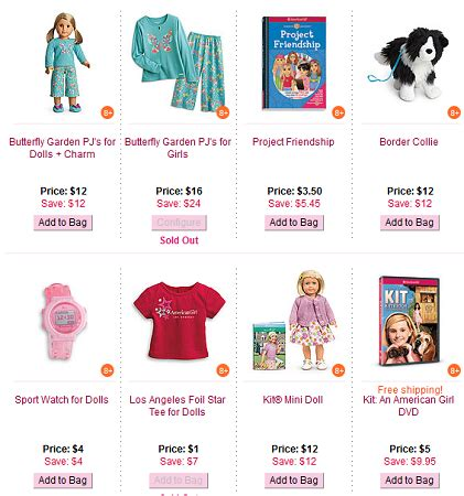 cyber monday deals american girl dolls