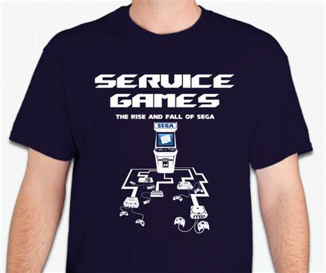 tshirt kick starter dong ah 03 service rise fall of sega new kickstarter