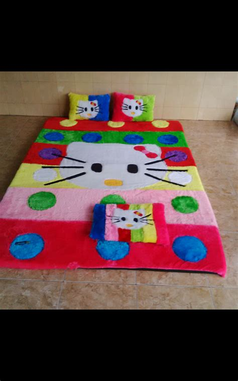 Kasur Karpet Karakter Bandung kasur karpet standar karakter hello grosir kasur