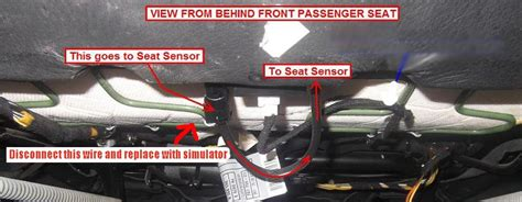airbag deployment 1999 bmw 3 series seat position control occupant weight sensor bypass odo pro com