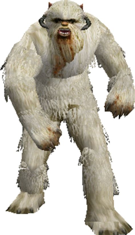 Wampa   Star Wars Battlefront   Fandom powered by Wikia