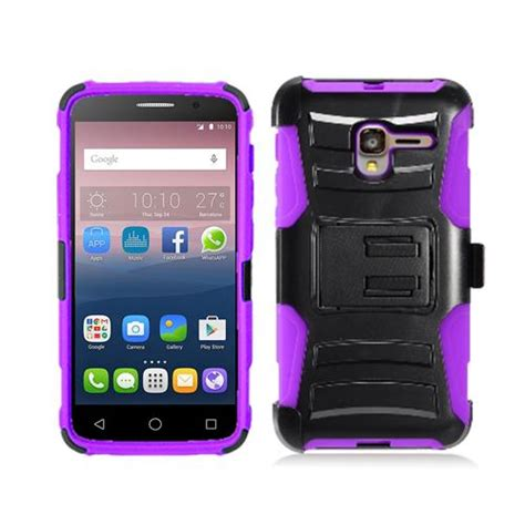 alcatel phone cases phone for alcatel onetouch pop 3 5 0 quot lte holster