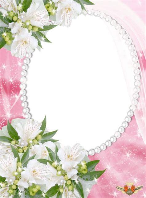 flower psd frames