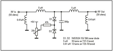 variable capacitor diode varicap
