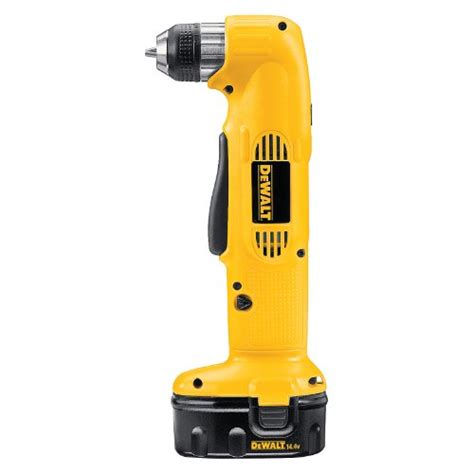 38 Electric Right Angle Drill by Dewalt Dw966k 2 14 4 Volt Nicd 38 Inch Cordless Right