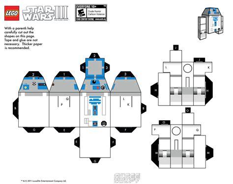 Www Papercraft - r2 d2 wars papercraft