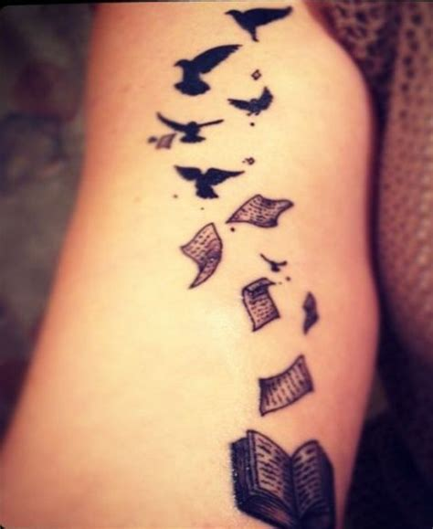 small book tattoo 21 small book ideas for styleoholic