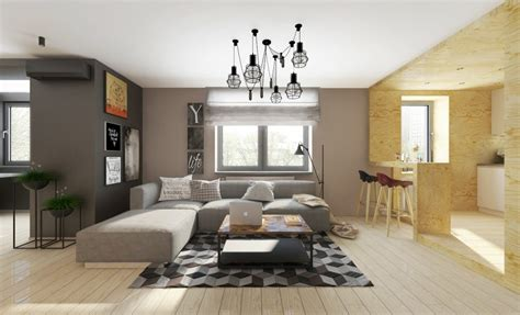 wohnzimmer ideas apartment d 233 coration appartement une s 233 lection de l est moderne