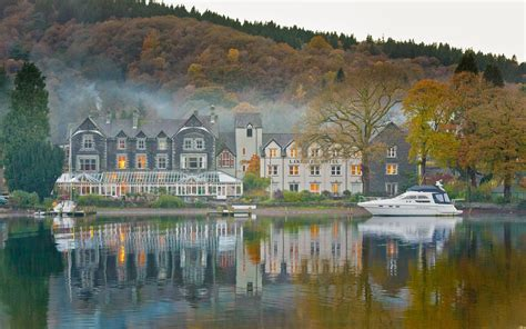 Hotels Lake District lakeside hotel spa review lake district travel