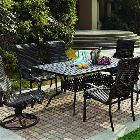 Wicker Patio Dining Sets Wicker Patio Dining Set Patio Design Ideas