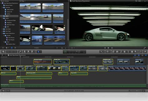 final cut pro upgrade from 7 to x apple updates final cut pro x tries to win back the pros