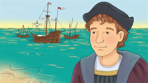 christopher columbus animated biography christopher columbus thesis