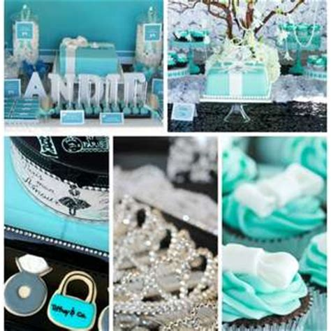 tiffanys party ideas for a bridal shower | catch my party