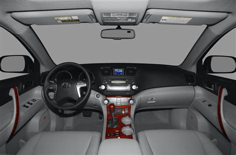 suv toyota inside 2010 toyota highlander price photos reviews features