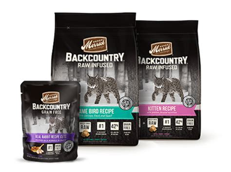 merrick backcountry food merrick backcountry infused kitten recipe cat food 3 lb bag chewy
