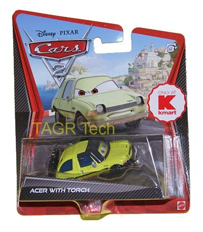 Ecer Propolis Moment New Pack disney pixar cars 2 acer with torch tagr tech