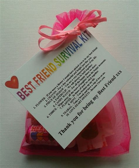 Handmade Birthday Gifts For Best Friend - 25 best ideas about best friend presents on