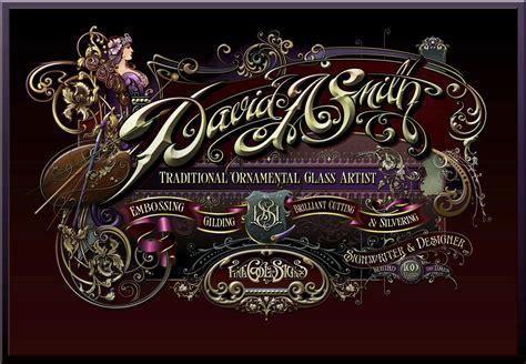 my website design david smith traditional ornamental