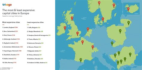 cheapest west coast cities cheapest west coast cities trivago reveals the cheapest european holiday spots