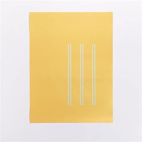 yield design instagram yield design co metallic print i pantone 573 west elm