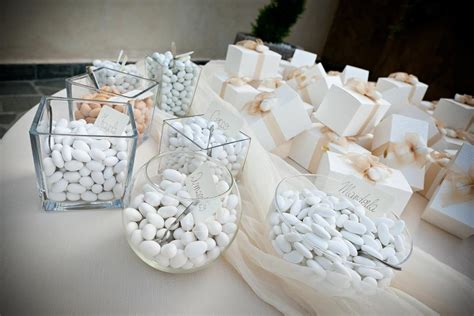 bicchieri richiudibili confettata matrimonio come presentare al meglio i confetti