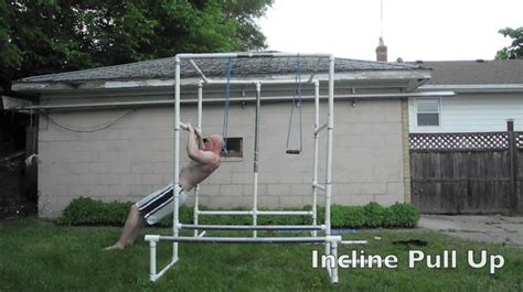27 different types of pull ups on my pvc home