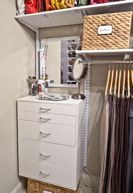 Organized Living Closets by Closet Organization With Drawers Organized Living