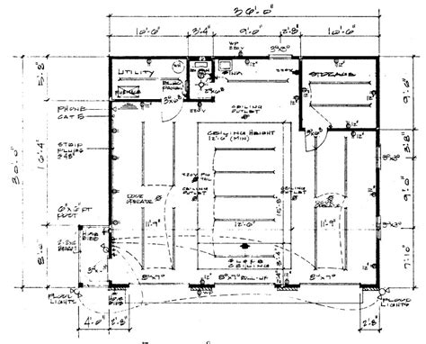 electrical floor plan midlife s garage plans