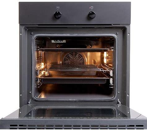 half oven kitchen appliances buy amica amica zen black electric oven black free