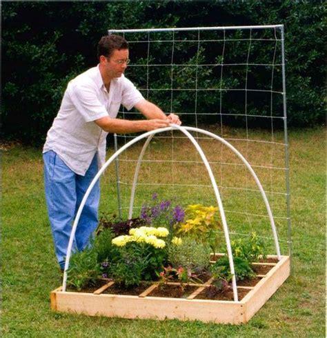 pvc raised garden beds the world s catalog of ideas